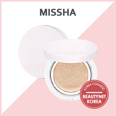 Missha Missha Magic Cushion Cover Lasting Spf50 Pa 2 Color 15g Beautynet Korea