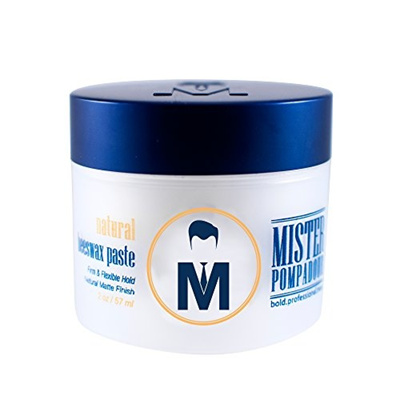 Best Hair Styling Paste Adorable Qoo10  Mister Pompadour Natural Beeswax Paste  Best Hair Styling .
