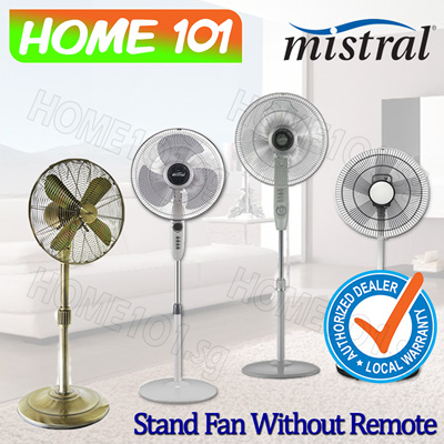 How to fix mistral stand fan