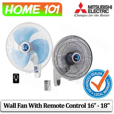 Qoo10 Mitsubishi Wall Fan Major Appliances