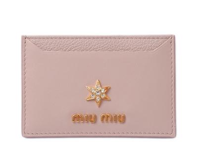 Qoo10 miu miu card case business card holder miumiu 5 mc 208 miu miu card case business card holder miumiu 5 mc 208 madras madras rhinestone colourmoves