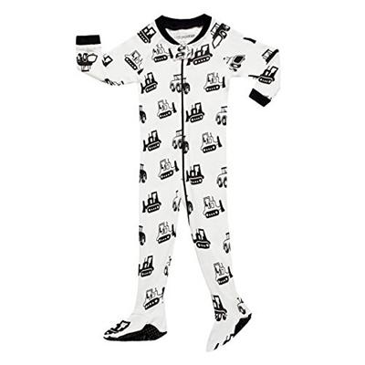998ae50bb Qoo10 - MMII pajamas Little and Baby Boys Footed Dinosaur Pajamas ...