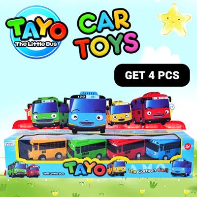 87 Gambar Mobil Tayo Mainan Terlihat Keren