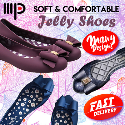 92b9aab1ad55 ☆Jelly Shoes☆Low Price☆Women Flats Shoes☆Ladies Flats☆Women Jelly