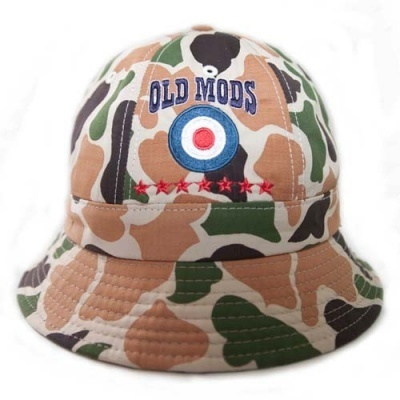 b318f5a5192 Qoo10 - Mods Target Beogam Bucket hat(Ocher)   Fashion Accessories