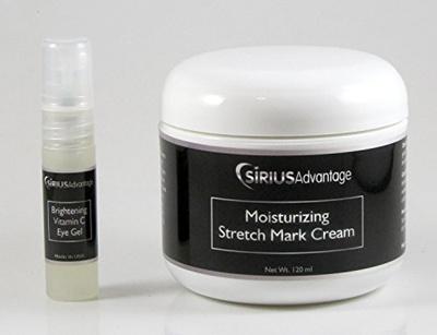 anti-aging moisturizer cream and travel size vitamin c eye gel - sirius advantage Desert Essence Tea Tree Oil Skin Ointment - 1 Fl Oz
