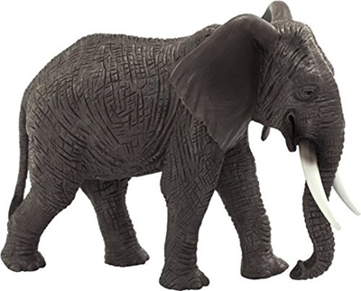 African Elephant Toys For Boys : Schleich asian elephant calf chat perché toys games