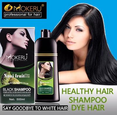 Qoo10 - Black Hair Shampoo : Hair Care