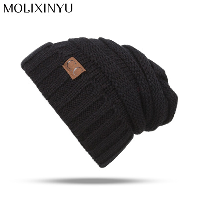 bf71ca0ee16 Qoo10 - MOLIXINYU 2018 Baby Hats For Girls Knitted Children Winter Caps For  Bo...   Baby   Maternity