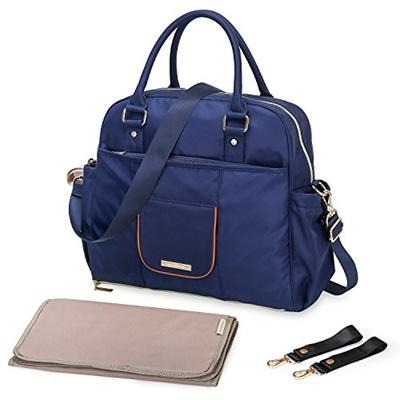 Qoo10 - MOMMORE Nylon Diaper Bag Large Totes Nappy Handbag Changing Shoulder  B...   Collectibles   B.. d77202c90b387