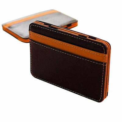 Magnetic Money Clip with Credit Card Holder from Marshal 910