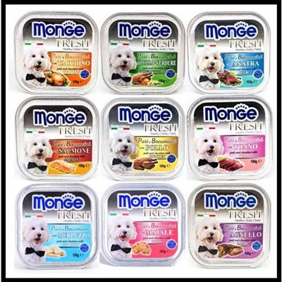 Monge Dog Food Price