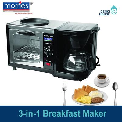 morries  ms301sbm 3 in 1 breakfast maker  coffee maker  qoo10    morries  ms301sbm 3 in 1 breakfast maker  coffee maker      rh   qoo10 sg
