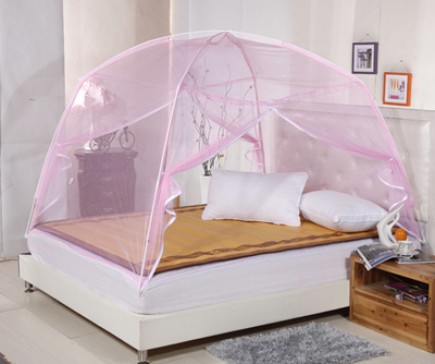 Mosquito Tent For Double Bed Canopy Portable Diffe Colors Moskitonetz Mosquiteiro Mosquitera Moustiquaire