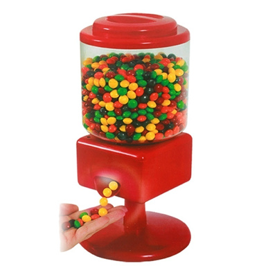 qoo10 motion activated candy dispenser infrared automatic