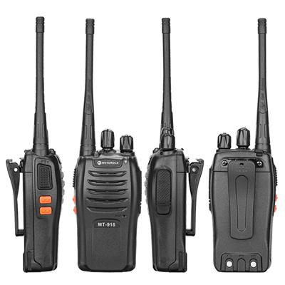 Motorola walkie-talkie MT-918 civilian