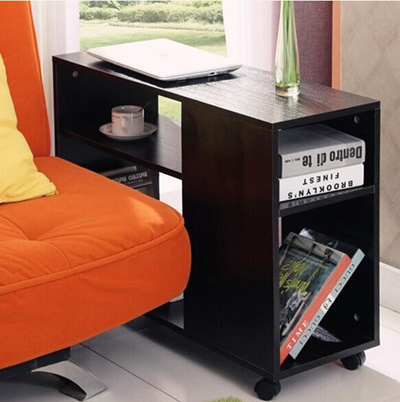 Movable Side Coffee Table / Coffee Table / Bedside Table