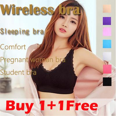 59b3b7cf0ea82 Wireless bra Pregnant woman bra sleeping bra Comfort Good material 90%nylon  10%spandex