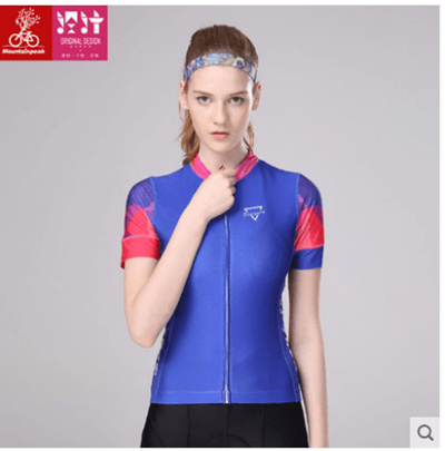 0c97d2291 Qoo10 - MTP 2017 Jersey Short Sleeve Top Womens Summer Mountain Bike Tops  Pers...   Athletic   Outdo.