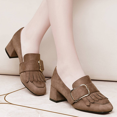 Mu Lan Feng old Beijing shoes women s singles shoe fashion embroidered shoes national wind shoes pin