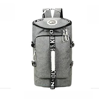 2f74bd8a7a Qoo10 - Multi-function Canvas Gym Sport Bag Large Capacity Men Crossbody Bag  N...   Men s Bags   Sho.