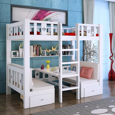 Qoo10 Bunk Bed Furniture Deco