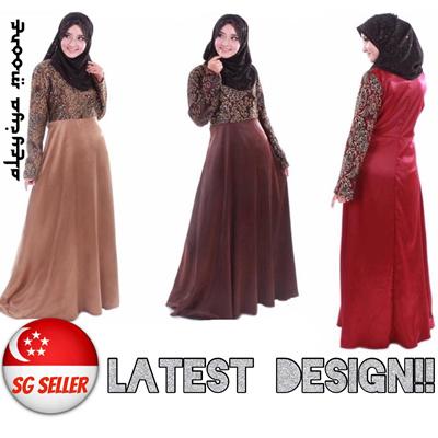 Qoo10 - Baju Kurung Melayu   Women s Clothing af8767b628