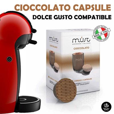 qoo10 cioccolato capsule drinks sweets. Black Bedroom Furniture Sets. Home Design Ideas