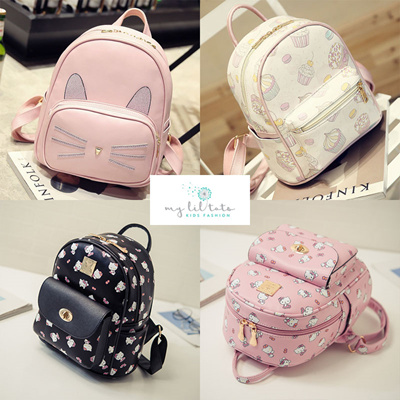 867c826fb4 Qoo10 - Hello Kitty Backpack   Kids Fashion