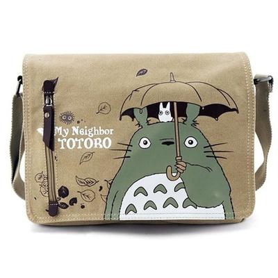 3f74e13da2c6 Qoo10 - My Neighbor Totoro Shoulder Bag Unisex Anime Messenger Bag ...