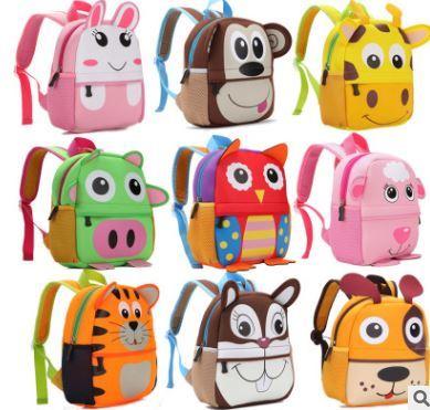 a2cd4340d432 Qoo10 - 🎁MY TODDLER.KIDS BACKPACK Animal Cartoon Backpack💓SUPERCUTE💓BEAUTIF...    Kids Fashion