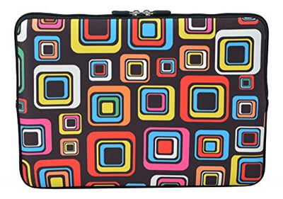 MySleeveDesign 14 Inch Notebook Sleeve Laptop Neoprene Soft Case Pouch Bag 14 / 14.1 Inch -
