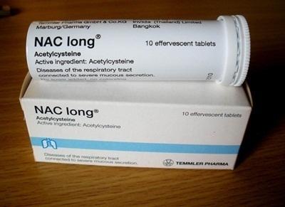 Qoo10 - Nac Long 600 Mg. -(Acetylcysteine 600 Mg.) 10 ...