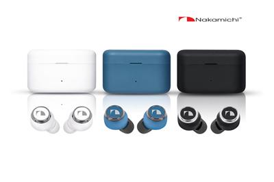 Nakamichi My Music Hue Plus True Wireless Earphones NEP-TW2 Plus