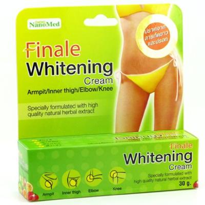 Bikini whitening cream not