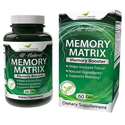 Qoo10 Natural Brain Boost Supplement Best Nootropic Pills