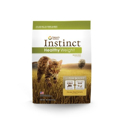 Nature S Variety Instinct Healthy Weight Cat Food