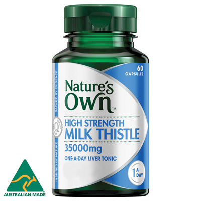 Nature S Own Milk Thistle  Review