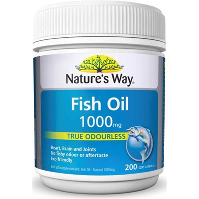 Qoo10 1000mg nutritious items for How does fish oil help
