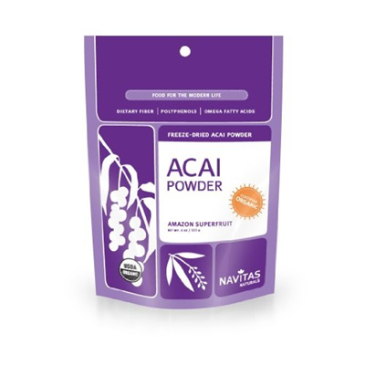 Acai Food Supplement Review