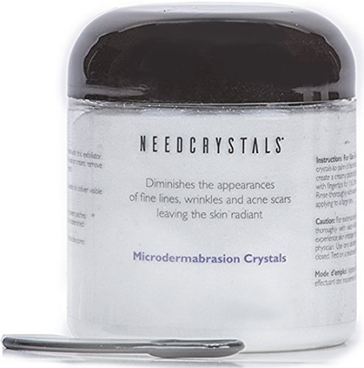NeedCrystals Microdermabrasion Crystals (8 oz, 120 grit) H2O Plus H2O+ Sea Results Recovery Cream, 1.7 oz