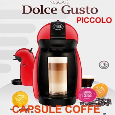 Qoo10 Nescaf 201 Dolce Gusto Piccolo Capsule Coffee Machine