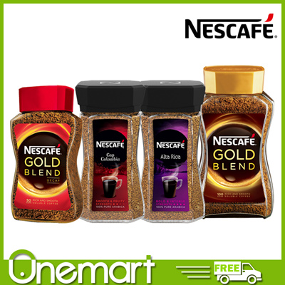 Nescafe Gold Decaf Jar 100gr