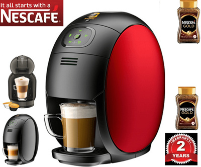 Qoo10 Nescafe Gold Barista Small Appliances