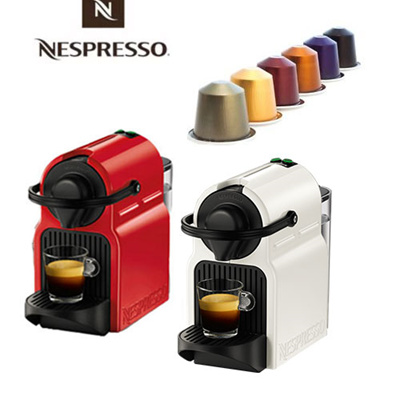 ☆ 10 Coupon☆ Nespresso  ☆35% OFF☆ inissia C40 Capsules Coffee 6580cd6269ee