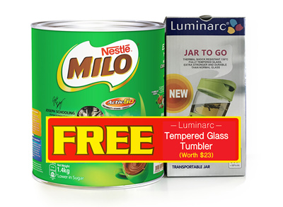 [[Milo]] MILO ACTIV-GO Regular Powder Tin 1.4 kg **