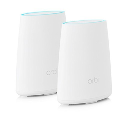 NETGEAR Orbi Home WiFi System: AC2200 Tri-Band Home Network with Router &  Satellite Extender for up