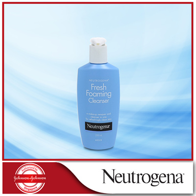 Neutrogena【Neutrogena】Fresh Foaming Cleanser 200ml