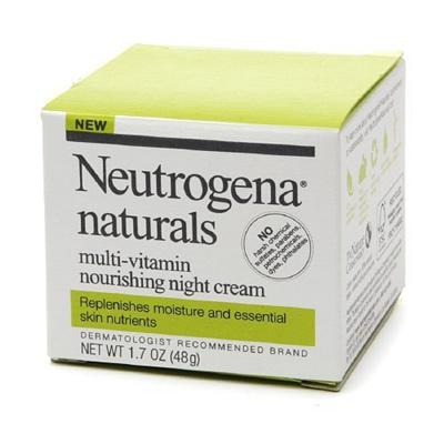 6 Pack - Neutrogena Naturals Nourishing Night Cream 1.7oz Each La Mer - The Moisturizing Lotion - 100ml/3.4oz