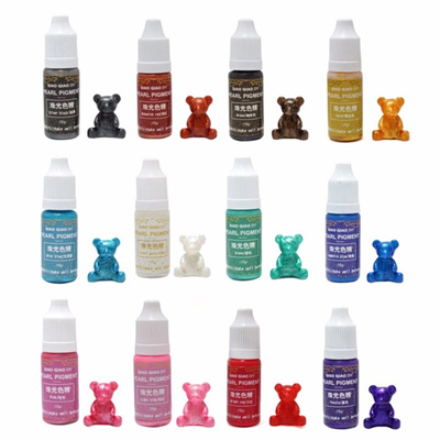 Qoo10 - New 13 Colors Pearly-lustre Pigment Epoxy UV Resin Coloring ...
